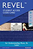 img - for REVEL for Understanding Music -- Access Card (8th Edition) book / textbook / text book
