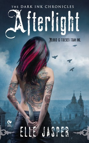 Cover of Afterlight: The Dark Ink Chronicles
