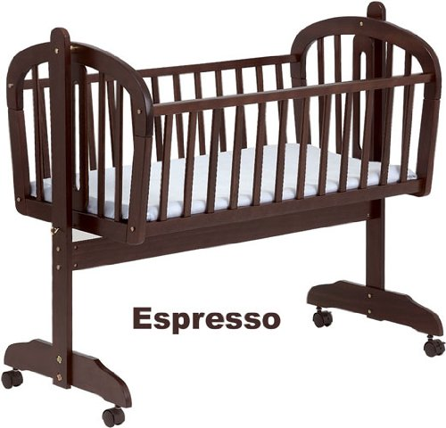 Why Should You Buy DaVinci Futura Cradle in Espresso