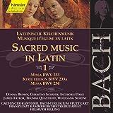 Edition Bachakademie Vol.71 (Lateinische Kirchenmusik 1 BWV 233, 233a, 234)