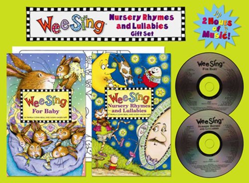 Wee Sing Nursery Rhymes and Lullabies Gift Set: Pamela Conn Beall, Susan Hagen Nipp: 9780843127034: Amazon.com: Books