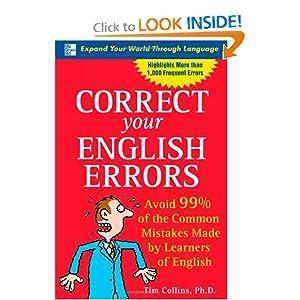 English correcter