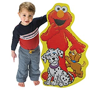 Sesame Street Elmo BIG Like Me Foam Floor Puzzle