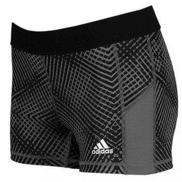 "Adidas Ladies Tech-Fit 3"" Boy Short"