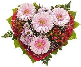 Blumenstrauß Valentinsgruß - LIEFERUNG ZWISCHEN 12.-13.02.2016