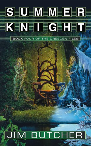 Summer Knight (The Dresden Files, Book 4)