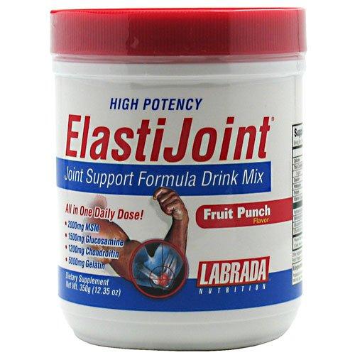 Elasti Joint, Glucosamine & Chondroitin, Island Punch, 12.35 Oz. From Labrada