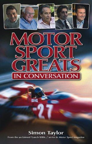 Motor Sport Greats...in Conversation