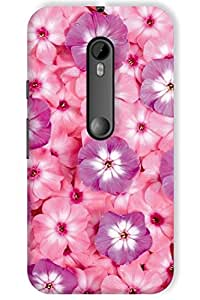 IndiaRangDe Case For Motorola Moto G3 (3rd Gen) (Printed Back Cover)
