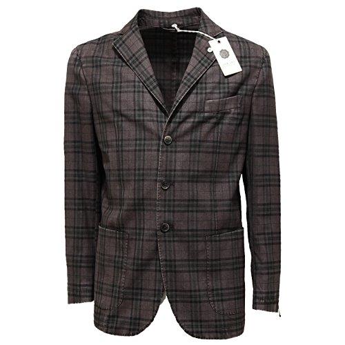 1265N giacca L.B.M. 1911 giacche uomo jacket coat men marrone [50R]