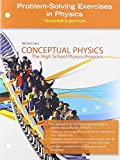 img - for Conceptual Physics, Problem-Solving Excercises in Physics, Teacher's Edition book / textbook / text book