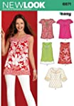 New Look Sewing Pattern 6871 - Misses...