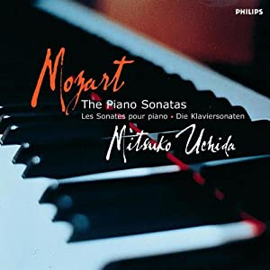Mozart The Piano Sonatas from Decca (UMO)