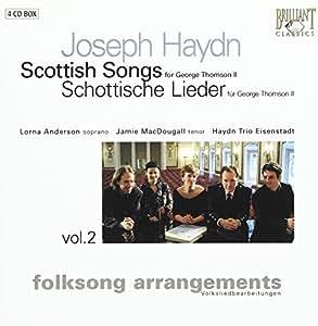 Haydn - Scottish Songs Vol. 2