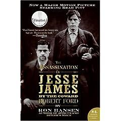 The Assassination of Jesse James by the Coward Robert Ford - Ron Hansen 51debpd%2BBWL._SL500_AA240_