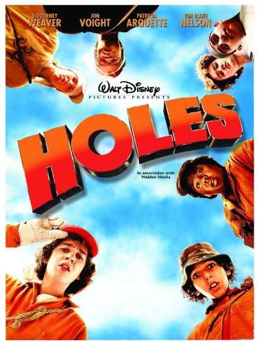 Amazon Com Holes Sigourney Weaver Jon Voight Patricia
