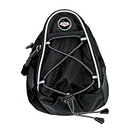 CMC Scottsdale Black Midi Day Pack with Vegas Medallion