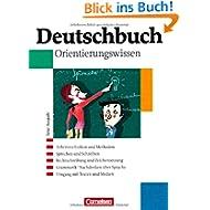 Deutschbuch - Gymnasium - Allgemeine Ausgabe: 5.-10. Schuljahr - Orientierungswissen: Schülerbuch