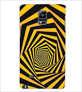 PrintDhaba Pattern D-5294 Back Case Cover for SAMSUNG GALAXY NOTE 2 (Multi-Coloured)