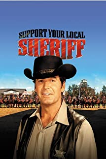 Support Your Local Sheriff Cover