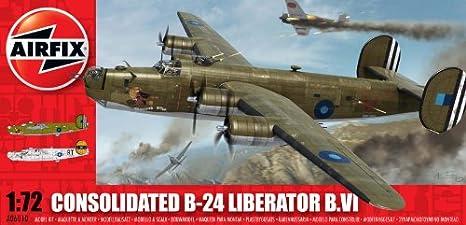 Airfix - A06010 - Maquette - B-24 Liberator - Echelle 1:72