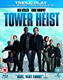 Tower Heist - Triple Play (Blu-ray + DVD + Digital Copy) [Region Free]