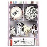 Meri Meri Woof Woof Dog Cupcake Kit