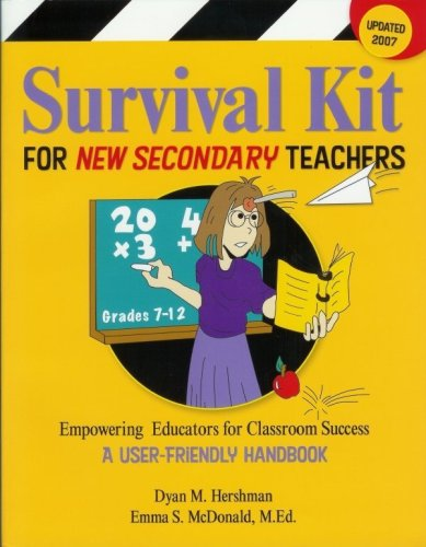 Survival Kit for New Secondary Teachers: Empowering...