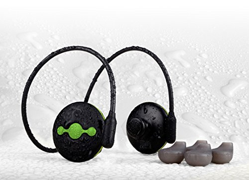 avantree sweatproof sport use bluetooth headphones for running no wire light outer ear. Black Bedroom Furniture Sets. Home Design Ideas