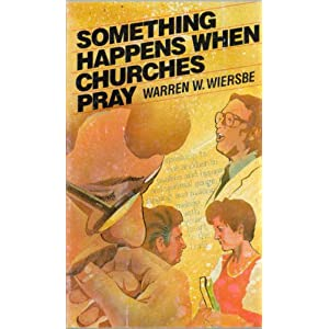 Something happens when churches pray