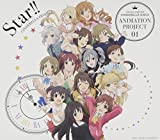 [B00SCED0CG: THE IDOLM@STER CINDERELLA GIRLS ANIMATION PROJECT 01 Star!!【初回限定盤CD+Blu-ray】]