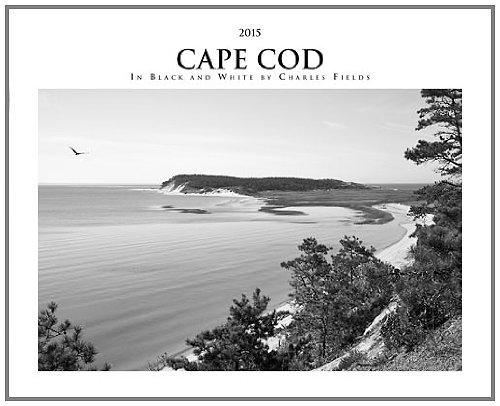 2015 Cape Cod Calendar: In Black and White