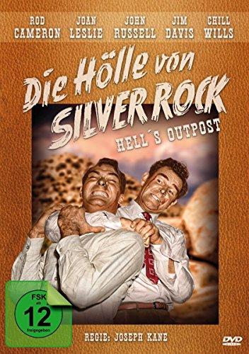Die Hölle von Silver Rock - Hell's Outpost (Western Filmjuwelen)