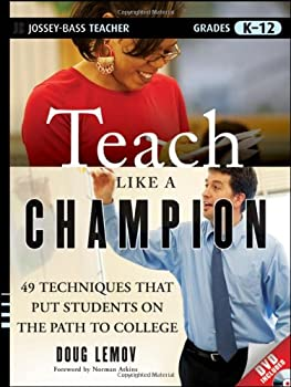 "Cover of ""Teach Like a Champion: 49 Techn..."