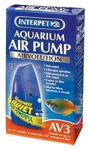 Interpet Aquatic Air Pump - Airvolution 3