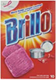 Brillo Steel Wool Soap Pads 10 ct