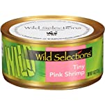 Wild Selections® Tiny Pink Shrimp, 4 oz. cans (12 pack)