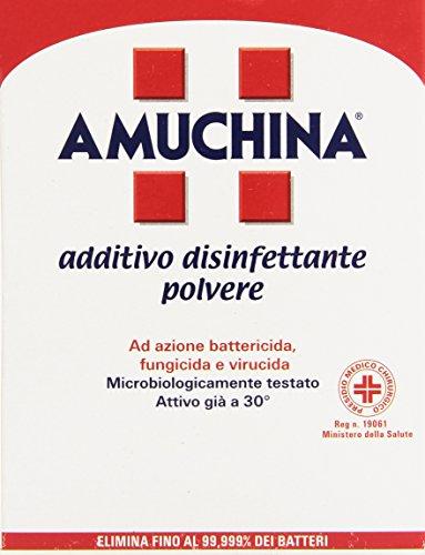 Amuchina - Additivo Disinfettante Polvere, Ad Azione Battericida, Fungicida e Virucida - 500 g