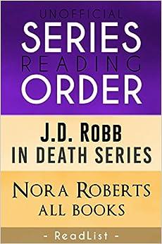 amazon   j d robb nora roberts series reading order