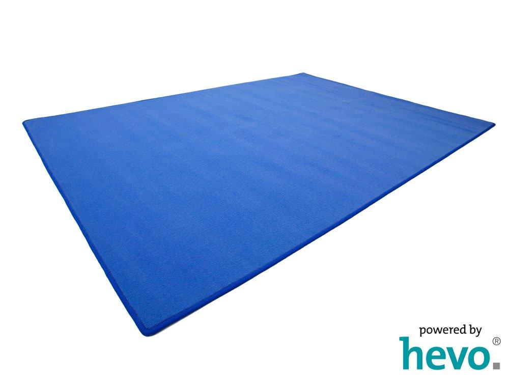 Amigo blau HEVO ® Teppich | Kinderteppich | Spielteppich 200x300 cm    Kritiken und weitere Informationen