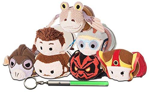 Disney's Star Wars Phantom Menace Tsum Tsum Set Apparel ...