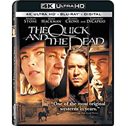 The Quick and the Dead [4K Ultra HD + Blu-ray]