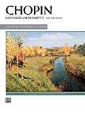 img - for Chopin: Fantaisie-Impromptu for the Piano (Alfred Masterwork Edition) book / textbook / text book