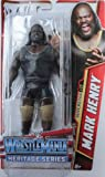Toy - WWE Standard Series 26 Wrestlemania Heritage Mark Henry Wrestling Action Figure