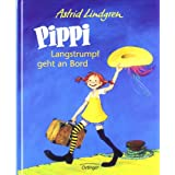 Pippi Langstrumpf geht an Bord (farbig)von &#34;Astrid Lindgren&#34;