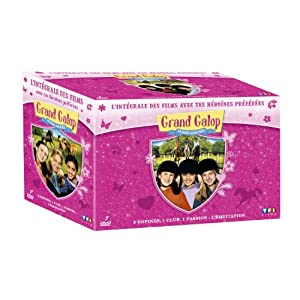Grand galop - Coffret longs métrages - 7 DVD