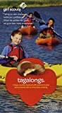Girl Scout Cookies Tagalongs chocolate peanut butter cookies