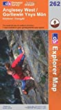Anglesey West (Explorer Maps) (OS Explorer Map)