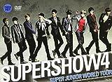 Super Junior - World Tour 'Super Show 4' (2DVD + ÆtÆHÆgÆuÆbÆN) (SØ'