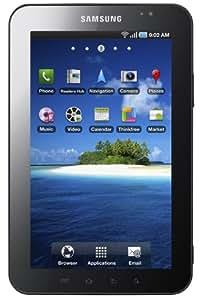 """Samsung Galaxy Tab - Tablet wifi (pantalla táctil de 17,8 cm (7""""), Android 2.2, WLAN, videotelefonía), color blanco (importado)"""